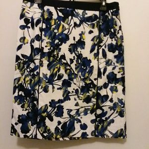 Rafaella Art print skirt